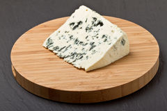 Blue cheese board Stock Image