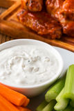 Blue cheese dressing Royalty Free Stock Image