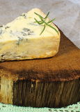 Blue cheese Stock Image