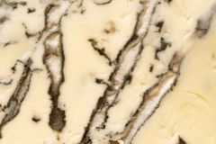 Blue cheese structure Stock Photos