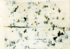 Blue cheese texture Royalty Free Stock Images
