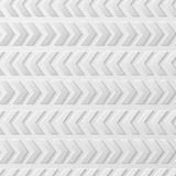 Blue chevron pattern, 3D arrow background. Eps-8 Stock Images