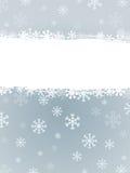 Blue christmas background Royalty Free Stock Photos