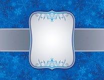 Blue christmas background,  Stock Images