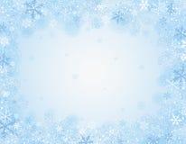 Blue christmas background,  illustration Royalty Free Stock Image