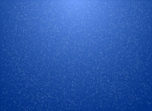 Blue Christmas background Royalty Free Stock Photo