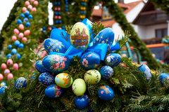 Blue, Christmas Decoration, Tree, Christmas Ornament stock image