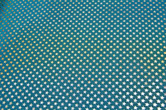Blue christmas paper. Royalty Free Stock Photography