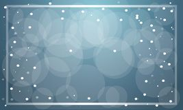 Blue Christmas sale background vector vector illustration
