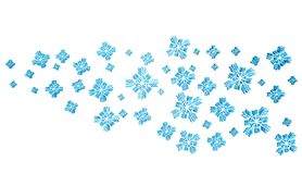 Blue Christmas snow background. Blue Christmas snow best background Royalty Free Stock Images