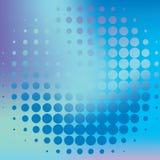 Blue circle background. A blue circle background design vector illustration