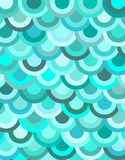Blue circle background Stock Photo