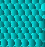 Blue circle background - eps 10 Stock Photo