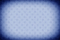 Blue circle background illustration Royalty Free Stock Photography