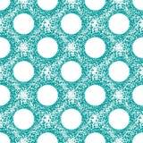 Seamless Circle Balls Texture Stock Photography