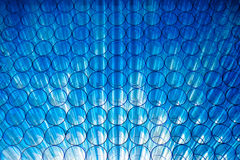 Blue Circle Pattern Royalty Free Stock Photography