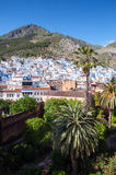 Blue city Chefchaouen, Morocco Royalty Free Stock Photography