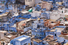 Blue city of Jodhpur, India Stock Image