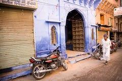 Blue city, Jodhpur, Rajasthan Stock Photos