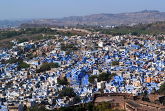 Blue city, Rajasthan, India Stock Photography