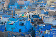 Blue City Rajasthan Stock Photography
