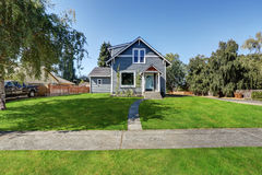 Clapboard House Stock Photo Image Of House Comfort