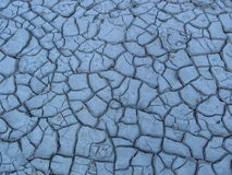 Blue Clay Royalty Free Stock Photography