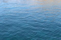 Blue and clean red sea. In Egypt stock photography