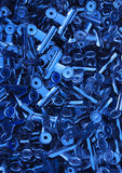 Blue Clips Stock Images
