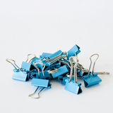 Blue clips Royalty Free Stock Images