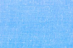 Blue cloth Royalty Free Stock Photos