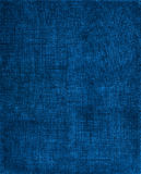 Blue Cloth Background Royalty Free Stock Image