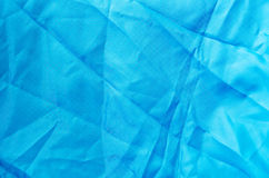 Blue cloth Royalty Free Stock Image