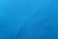 Blue Cloth Detail Surface Royalty Free Stock Photography