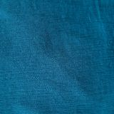 Blue cloth material fragment Stock Photo