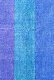 Blue Cloth Texture. A blue cloth texture background image Stock Photos