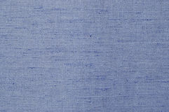 Blue cloth texture Royalty Free Stock Image