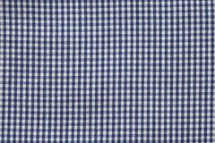 Blue cloth texture Stock Image