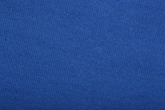 Blue cloth texture background Royalty Free Stock Photo