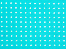 Blue cloth with white dot Royalty Free Stock Photo