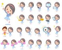 Free Blue Clothes Headband Girl 2 Stock Photo - 64754260