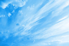 Free Blue Cloudy Sky Stock Photo - 23580930