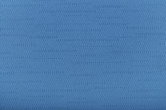 Blue coarse canvas texture Stock Image