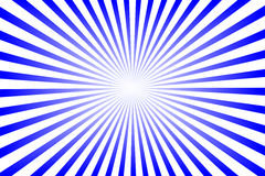 blue cold sun Стоковое фото RF