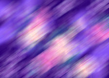 Blue abstract speed motion blur background Stock Images