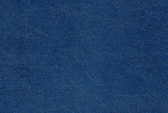 Blue color artificial leather pattern. Stock Image
