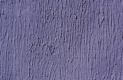 Blue color cement wall surface. Stock Photos