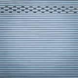 Blue color corrugated metal Royalty Free Stock Photography