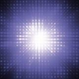 Blue color design Stock Image
