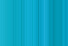 Blue Color in Digital Strips by One Pixel Stock Photo